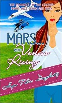 Mars...With Venus Rising