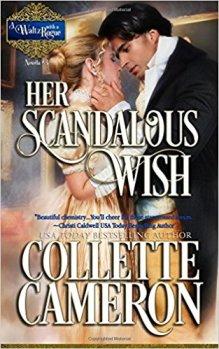 her scandalous wish
